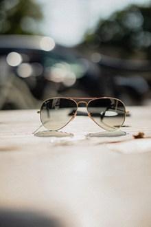 夏天太阳眼镜图片素材