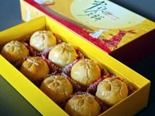 中秋节月饼礼盒图片下载
