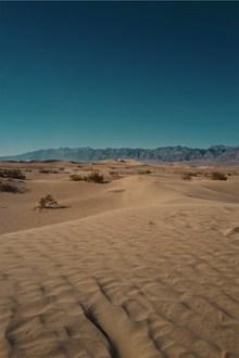 戈壁荒漠風景高清圖
