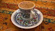 復古咖啡杯咖啡圖片下載