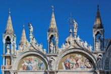 威尼斯教堂建筑高清圖