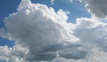 天空云白云云团图片大全