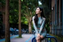 亚洲性感美女人体摄影高清图片
