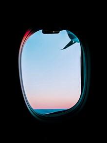 高清飞机窗户照片图片素材