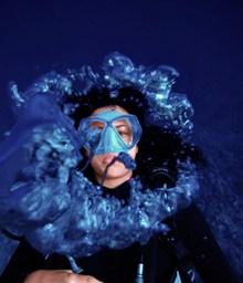 深海潜水高清图片大全