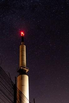 特色信号灯塔建筑图片下载