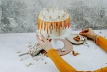 奶油裱花蛋糕創意 奶油裱花蛋糕創意大全圖片大全