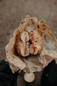 奥尔良鸡肉汉堡 奥尔良鸡肉汉堡大全图片大全