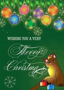 圣诞节创意海报图片大全