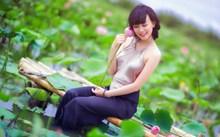 中国优优人体美女写真图片