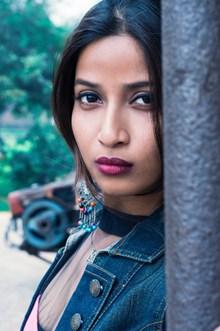印度漂亮女人头像 印度漂亮女人头像大全高清图