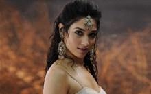 印度濕身美女人體藝術圖片素材