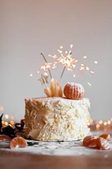 杏仁奶油生日蛋糕 杏仁奶油生日蛋糕大全图片大全