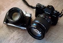 富士胶片单反相机图片素材