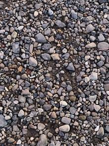 灰色石头鹅卵石高清图片