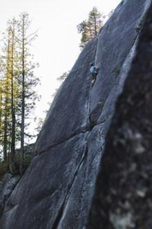 户外攀岩运动高清图片大全