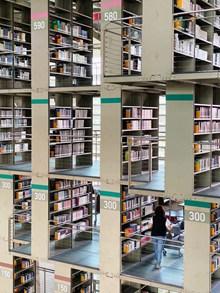 图书馆日常照片图片