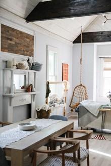 客厅现代简约装修效果图高清图片
