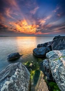 海边风光唯美意境高清图