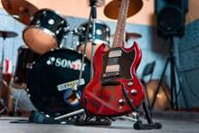 吉他和架子鼓 吉他和架子鼓大全高清图片