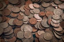 圆形硬币图片下载
