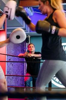 女子拳击比赛图片下载