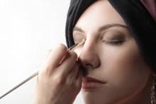 化眼妆的美女精美图片