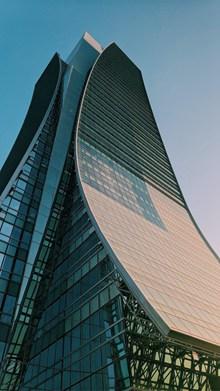 低角度摄影高层建筑图片下载