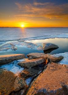 黎明日出唯美意境精美图片