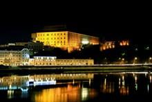 奥地利城市夜景高清图