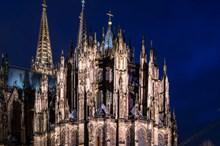科隆教堂建筑图片
