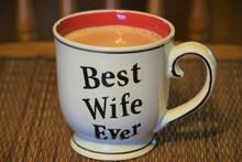 自制早餐咖啡图片
