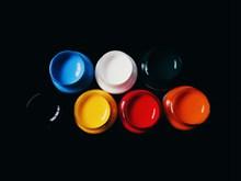 油漆罐颜料图片素材