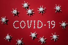 新冠状病毒素材高清图