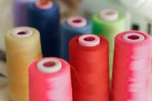 各种缝纫线精美图片