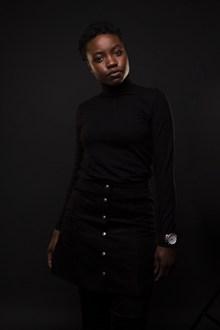 非洲黑皮肤女人精美图片