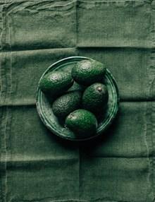 绿色牛油果图片下载