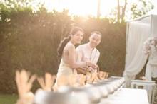泰国婚礼宴会婚纱图片