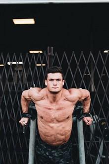 健身肌肉男人人体艺术图片下载