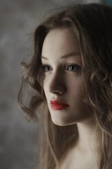俄罗斯美女头像高清图片