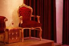 欧式单人沙发椅子高清图片