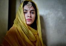 印度装扮美女图片