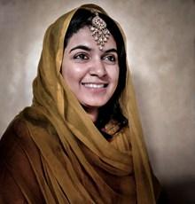 印度装美女头像图片大全