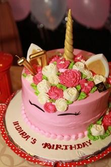 奶油裱花生日蛋糕 奶油裱花生日蛋糕大全图片大全
