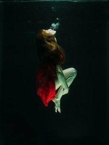 水下美女人体写真摄影高清图
