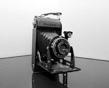 福伦达老式复古相机精美图片