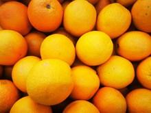 黄色新鲜橙子高清图片