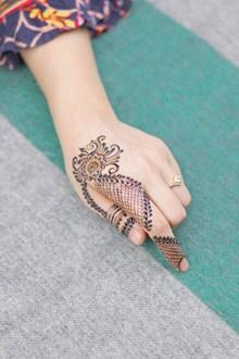 女士手部纹身小图案图片下载