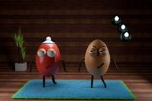 另类创意鸡蛋 另类创意鸡蛋大全图片下载