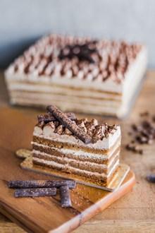 方形提拉米苏蛋糕 方形提拉米苏蛋糕大全高清图片